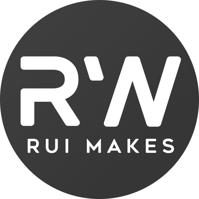 Rui Makes logo